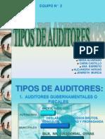 Equipo 2 Tipos de Auditores