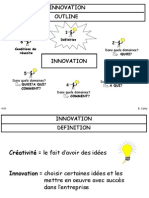 Diapo Sur l Innovation