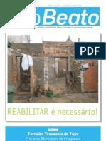 """Boletim Informativo """"O Beato"""" - edição de Janeiro/Fevereiro"""