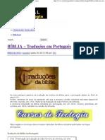 BÍBLIA – Traduções em Português _ Portal da Teologia.pdf