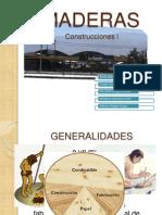 The Final Work!! - Maderas