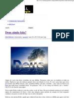 Deus ainda fala_ _ Portal da Teologia.pdf