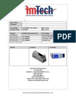AMTECH 2032 Manual soldadora ultrasónica cable