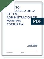 IMPACTO TEGNLOGICO DE LA LIC. EN ADMINISTRACIÓN DE MARITIMA PORTUARIA