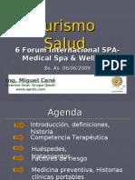 Ing. Miguel Cané - Congreso Buona Estétika 2009