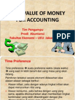 Bab 4 - Time Value for Accounting