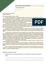 3º MEDIO GUÍA DE TRABAJO LA SITUACIÓN DE ENUNCIACIÓN DEL TEXTO ARGUMENTATIVO