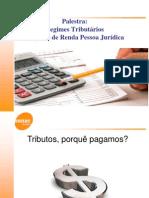 palestraregimestributrios-120727074153-phpapp01