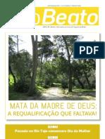 """Boletim Informativo """"O Beato"""" - edição de Abril 2009"""