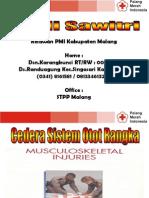 PP 07 Cedera Sistem Otot Rangka