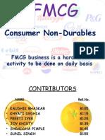 FMCG Consumer Non Durable