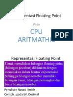 (7) Representasi Floating Point