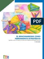 EL BENCHMARKING COMO HERRAMIENTA ESTRATEGICA. Equilibrio Entre El Cuanto y El Como de La Gestion Del Capital Humano
