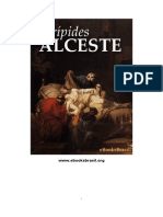 Eurípides - Alceste