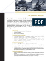 Flexpipe Product Brochure Spanish