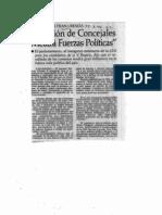 Beltran Urenda y la elección de concejales de 1992 en Chile