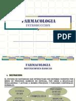 1.- Farmacologia General