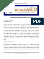 Lopez Orientaciones Para El Trabajo en Circuito