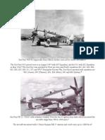 Sea Fury Korean Operations