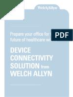 Welch Allyn_Monitor Conectividade20WA