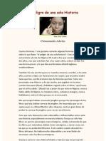 El Peligro de una sola Historia - Chimamanda Adichie.pdf