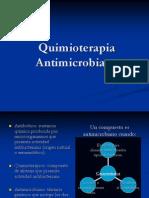 Quimioterapia Antimicrobiana urgente21