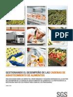 Sobre Cadenas de Suministros Alimentos