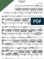 Serenade Schubert