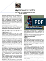Wyrdstone Inventor