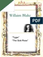 Romantic Poetry Blake