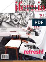 California Home + Design Magazine - July 2011