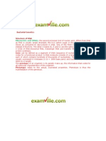 Examville.com - Bacterial Genetics, structure of RNA, DNA Re Pi Cation