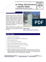 100-00-Metal Enclosed Capacitor Bank Main