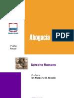 1o Ano - Do Romano - Ugs, Led, Oran, Tart, Sanp, b.blanca, Mtana