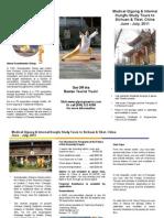 Qigong Study Tours