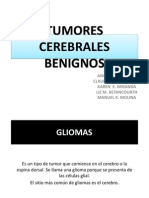TUMORES CEREBRALES BENIGNOS 1.