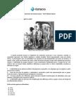 Exercicios - Introdu+º+úo e Cultura