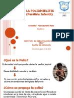 La Poliomielitis