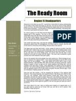 SFI Region 15 - Ready Room, Jan-Feb 2009