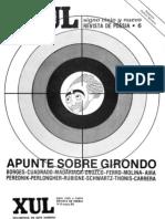 Thonis, Luis - Dos Teoremas en Oliverio Girondo