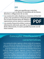 Concepto, clasificación y características