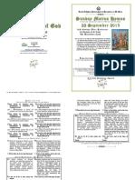 Tone 4 -22 Sept-13ap-1luke - St Phocas Hieromartyr Sinope