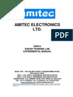DXR10 Experimental Manual