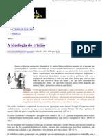 A ideologia do cristão _ Portal da Teologia.pdf