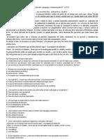 Guía de  Lenguaje y Comunicación 6  cl  n° 4