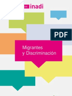 Migrantes y Discriminacion