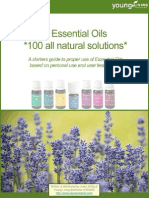 Essentials Oils 100 All Natural Solutions