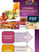 Vitaminas Hidrosolubles Gra 2012
