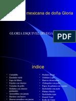 COCINA MEX DOÑA GLORIA