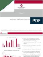 Brazil - Analysis of the Economic Environment